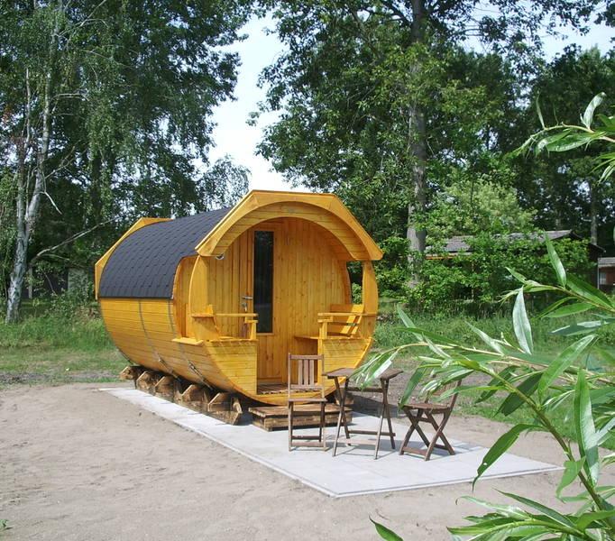 VCSA - Camping in Sachsen-Anhalt: Touristenzentrum